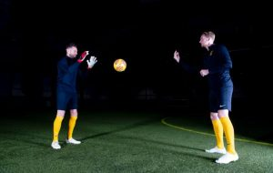 learn goal keeping with mark bunn sports