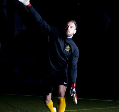 Mark Bunn goalkeeping